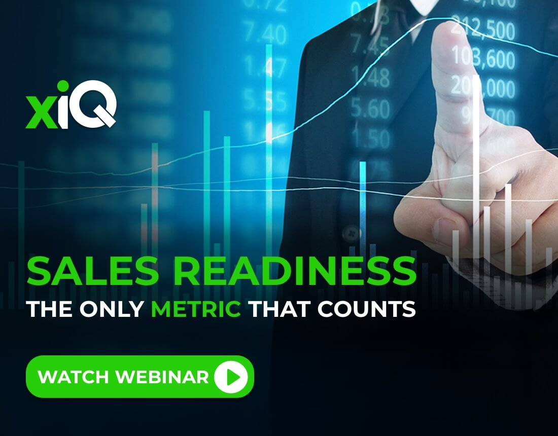 Sales Readiness: The Only Metric that Count