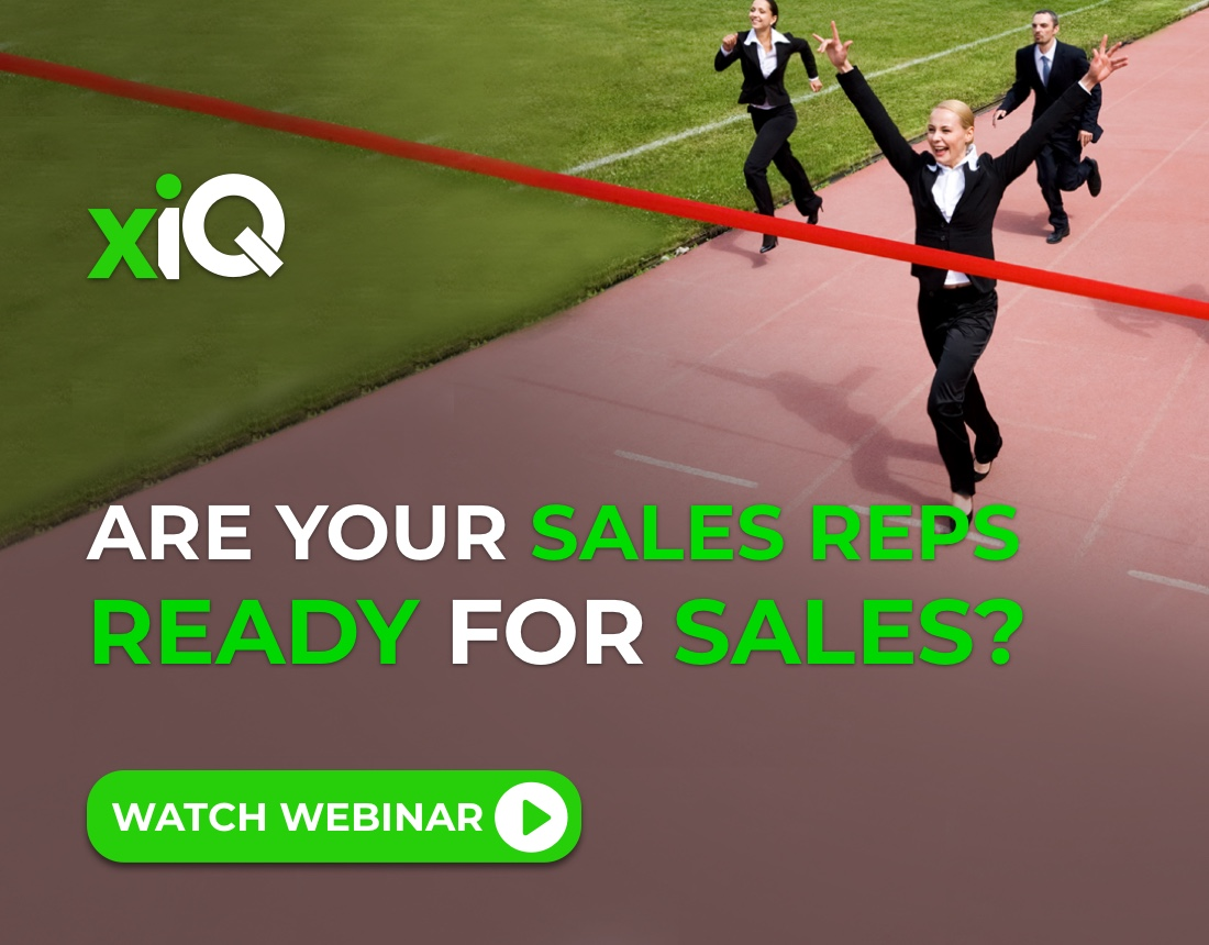 Are Your Sales Reps Ready For Sales?