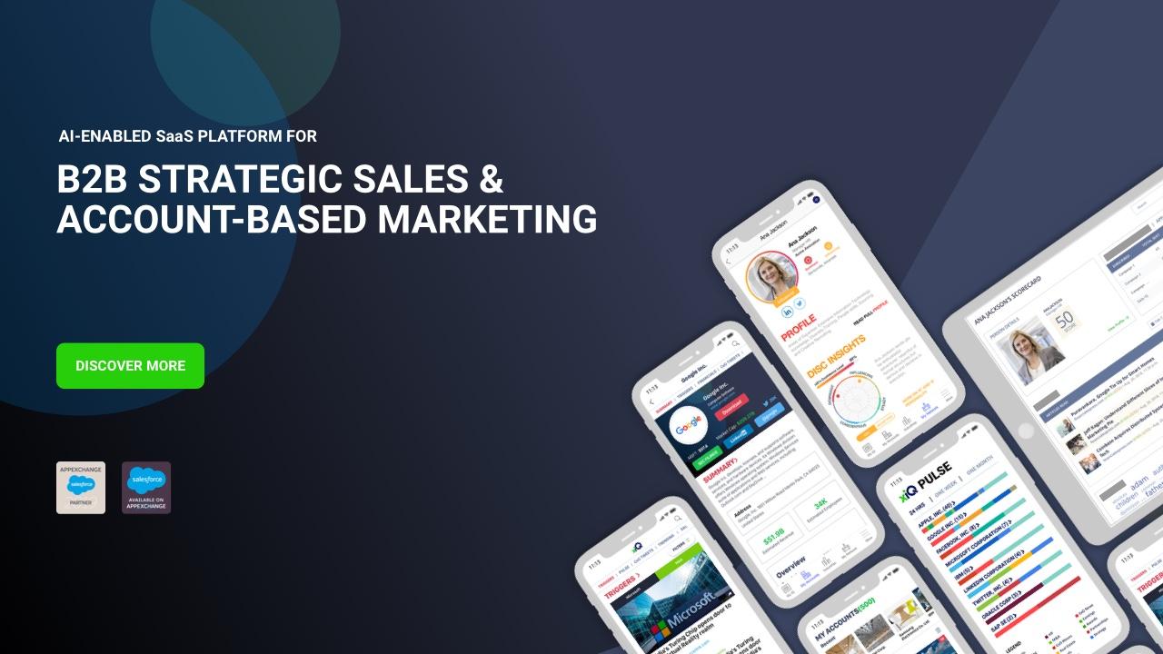 B2B Strategic sales