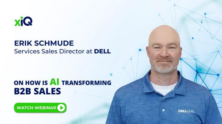 HOW IS AI TRANSFORMING B2B SALES?