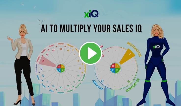 AI to Multiply Your Sales IQ