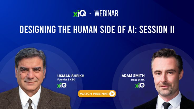 DESIGNING THE HUMAN SIDE OF AI: SESSION II