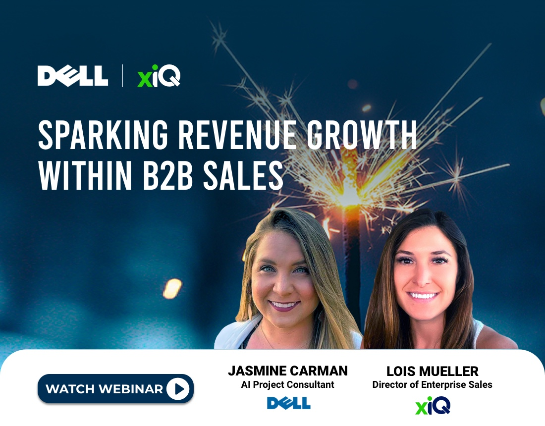 Sparking Revenue Growth Within B2B Sales