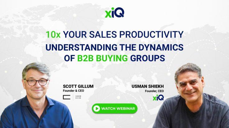 10x YOUR SALES PRODUCTIVITY