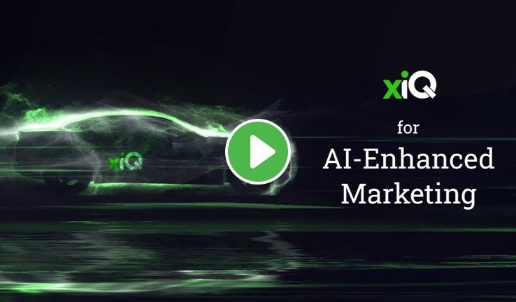xiQ for AI-Enhanced Marketing