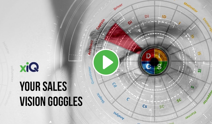 xiQ - Your Sales Vision Goggles