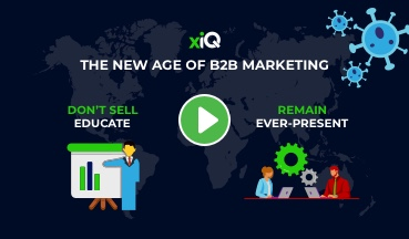The New Age of B2B Marketing - Innovate or Die