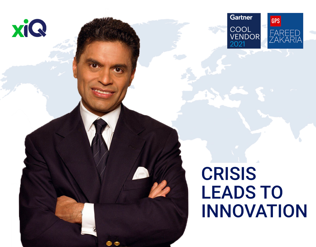 Crisis Leads To Innovation